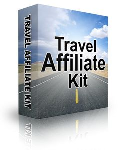 Travel Affiliate Kit 2014 - Ebook And Video Series (Resell Rights)