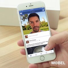 Facebook'sTesting A Main Screen That Looks A Whole Lot Like Snapchat's
