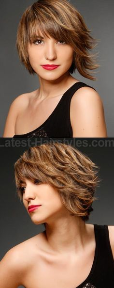 WINTER 2013 HAIRSTYLE TRENDS FOR TEENS