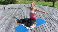 Yin Yoga: Schultern entspannen, Brustkorb öffnen - YOGAMOUR #71