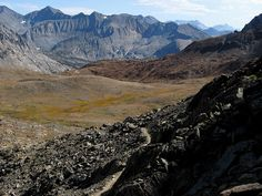 Pinchot Pass, John Muir Trail