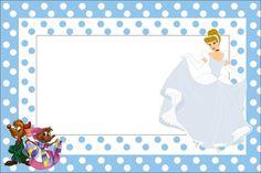 Imágenes y marcos de Cinderella   Imágenes para Peques