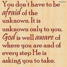 """""""And my God shall supply all my needs according to His riches in glory by Christ Jesus."""" Philippians 4:19                           Dont be afraid"""
