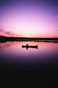 Oklahoma's uncrowded lakes offer plenty of serenity in addition to great fishing, boating and paddling opportunities.