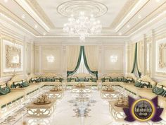 35+ CUTE AND GORGEOUS ARABIAN LIVING ROOM IDEAS #livingroom #livingroomideas #arabic Luxury Decor, Luxury Interior, Home Interior Design, Interior Architecture, Elegant Home Decor, Elegant Homes, Living Room Styles, Living Room Designs, Arabic Decor