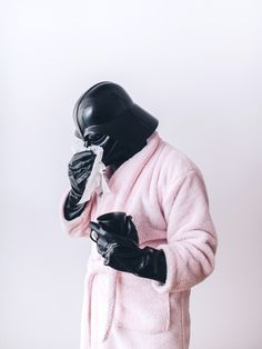 Photographer Pawel Kadysz explores the daily life of Darth Vader, doing things other than trying to take over the galaxy.