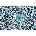 Tiled Background, Oriental Ornaments From Uzbek...