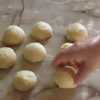 Видеорецепт плюшек сдобных, видео рецепт