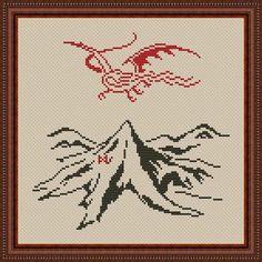 Hobbit Cross Stitch Pattern | Craftsy