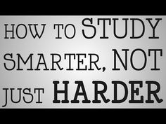 Nursing School   Study Smarter, Not Harder