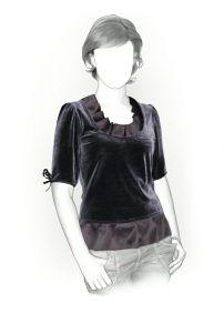 Patrones de costura de LEKALA - Mujer Blusas Patrones de costura Hecho a medida y Libre de derechos