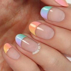 20 Super Trendy Nail Art Ideas for Spring