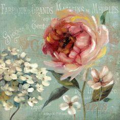 Le Jardin de Paris II P�steres por Carol Robinson na AllPosters.com.br