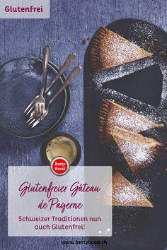 Traditionelle schweizerische Desserts funktionieren auch wunderbar glutenfrei! Desserts, Gluten Free Flour, Deserts, Dessert, Postres, Food Deserts