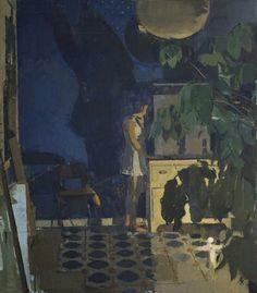 sangram-majumdar-night-life-no-1-paintings-oil-zoom_550_629.jpg 550×629 pixels