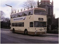 """"""" Another blast from the past - courtesy of South Yorkshire Transport, Bus Coach, Historical Images, Busses, Classic Trucks, Heaven On Earth, Sheffield, Public Transport, Britain"""