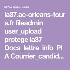ia37.ac-orleans-tours.fr fileadmin user_upload protege ia37 Docs_lettre_info_PIA Courrier_candidature_MAT_2016_01.pdf