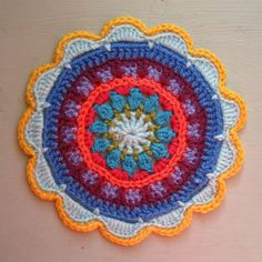 Made by Lucy from Attic24, adapted from a pattern by Barbara Langer
