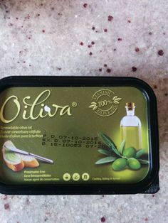 Oiliva zuivere smeerbare olijfolie lactosevrij colruyt