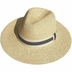 99e9c10b3fe9df JOYEBUY Womens UPF50 Foldable Summer Straw Hat Wide Brim Fedora Sun Beach  hat.