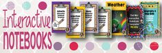 """Another Messare Clips and Design Custom made TPT Quote banner. This one was for """"Right Down the Middle with Andrea."""" Visit the interactive notebooks at: https://www.teacherspayteachers.com/Store/Right-Down-The-Middle-With-Andrea/Category/Interactive-Notebooks"""