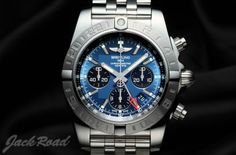 BREITLING  GMT(Chronomat 44 GMT) / Ref.A042C52PA
