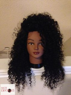 Brazilian Curly hair is one of the most beautiful types around. It is known for its full body, beautiful bounce, texture and versatility. Brazilian hair can vary in its appearance depending on its donor.
