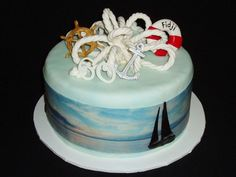 Sailing, Sailing  on Cake Central