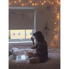 [Dodie] I say in my room, alone, working on writing a new song. After an hour of…
