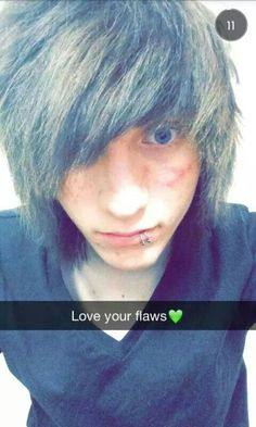 Love your flaws.~ Johnnie Guilbert  ♡