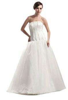 herafa A-Line Long Dress Pearl Embellishment w35812