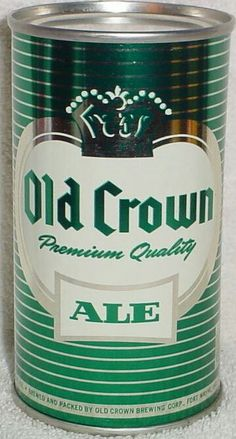 Old Crown Ale ,Ft. Wayne ,IL - 1956