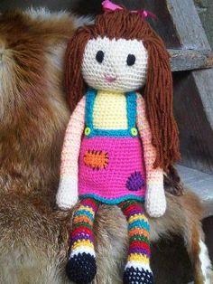 PANENKA ZE ŠVÉDSKA :: MámToNaHáčku Teddy Bear, Toys, Animals, Crocheting Patterns, Activity Toys, Animales, Animaux, Clearance Toys, Teddy Bears