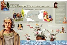 Lamina de Historia - 12 de Octubre