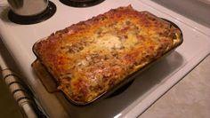 Cooking for Interstitial Cystitis: Squash Sauce Lasagna