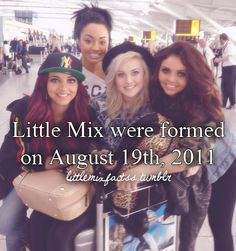 Little Mix fact ♡
