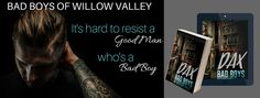 Ebook Indulgence : Dax (Bad Boys of Willow Valley) - Shannyn Leah - B...