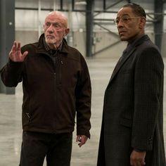 Tonight at on AMC, don't miss an all-new episode of Better Call Saul. Criminal Shows, Saul Goodman, Call Saul, Rain Jacket, Windbreaker, Wellness, Anorak Jacket, Raincoat