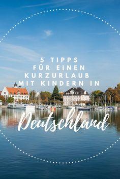 Kurzurlaub in Deutschland: Die schönste Zeit des Jahres steht uns unmittelbar bevor. Die Sommerferien rücken näher. Immer mehr Familien entschließen sich ihre Ferien in Deutschland zu verbringen. Und das aus gutem Grund: kurze Anfahrtswege, günstige Preis