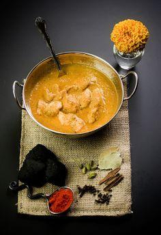 Cheeky Chilli: Saransh Goilas Koyla Butter Chicken (I'll make a version with paneer and mushrooms)