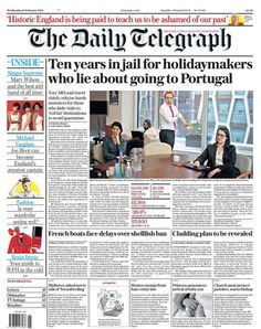#TomorrowsPapersToday - Twitter Search / Twitter The Daily Telegraph, Newspaper Headlines, Britain, All About Time, Singer, Teaching, Search, Twitter, Singers