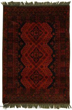 Central Asian Rug - Khalmohammadi Carpet  Width97.00 cm (3,18 Feet) Lenght141.00 cm (4,63 Feet)