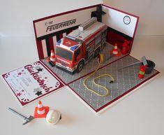 Explosionsbox – Kleine Stempelmiez – Basteln aus Liebe