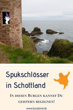 Schottland ist das Land der Burgen und Burgruinen, aber auch das Land der Legenden und Geister. In Schottland hat jede Burg, jedes Schloss und jede Ruinen mindestens einen Geist, meist sind es sogar mehrere Gespenster. Ich zeige Euch die gruseligsten Burgen und Schlösser in Schottland, wo man Geistern begegnen kann. Es sind wahre Gespensterschlösser. #schottland #großbritannien #burgen #burgruinen #schlösser #geister #gespenster Reisen In Europa, Hampton Court, Europe Travel Guide, Tower Of London, Royal Palace, England, Castle, Kind, Hotels