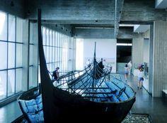 Libro Territorio Vikingo. Skudelev III, Museo de Barcos Vikingos de Roskilde