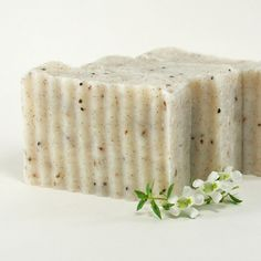 Gardener Scrub Soap - w/ crushed apricots, raspberry, and cranberry seeds