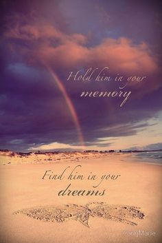 'Hold Him In Your Memory' Photographic Print by CarlyMarie Missing My Husband, Meaningful Quotes, Inspirational Quotes, Motivational, Loved One In Heaven, Grief Poems, Birthday In Heaven, Heaven Quotes, Grieving Quotes