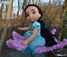 Jasmine est toujours partante pour un tour en tapis volant !