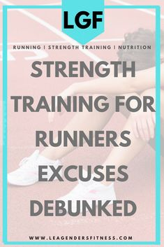 Strength Training For Runners Excuses Debunked — Lea Genders Fitness Flexibility Workout, Strength Workout, Fit Board Workouts, Band Workouts, Strength Training For Runners, Training Schedule, Body Weight Training, 30 Day Challenge, Running Tips
