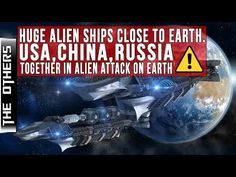 ALERT! Huge Alien Ships Close To Earth. USA,CHINA,RUSSIA TOGETHER IN ALIEN ATTACK ON EARTH 2016 - YouTube